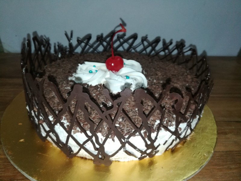 Black Forest Cake from Arisha's Kitchen