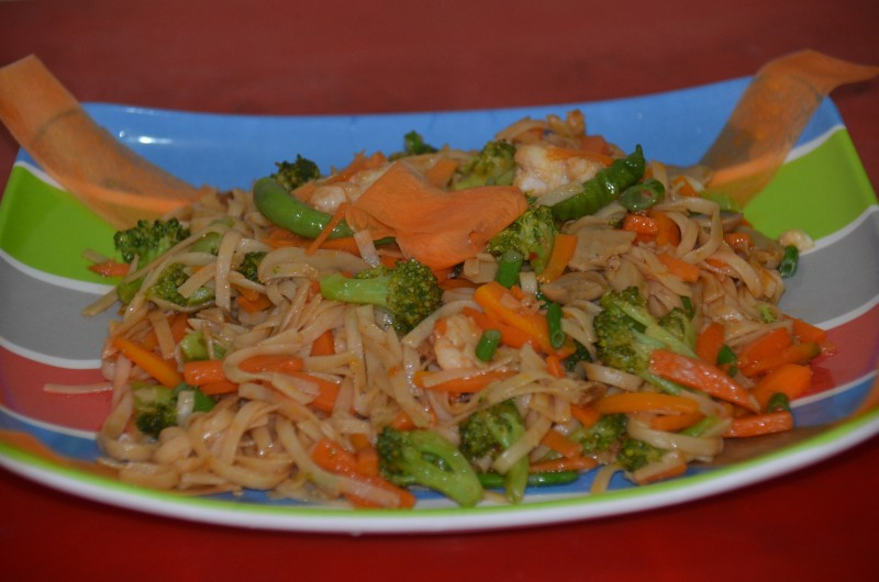 Special Chinese Chowmein from Cookbook by Sadia