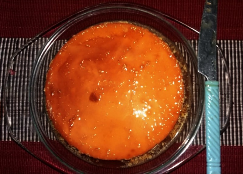 Caramel Pudding from Greatfood Kitchen