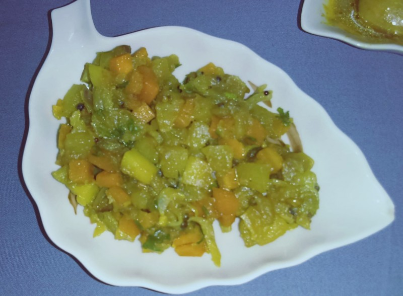 Seasonal Mixed Vegetable from Greatfood Kitchen
