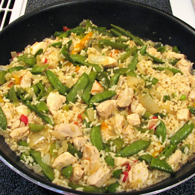 Chicken Fried Rice from Hook