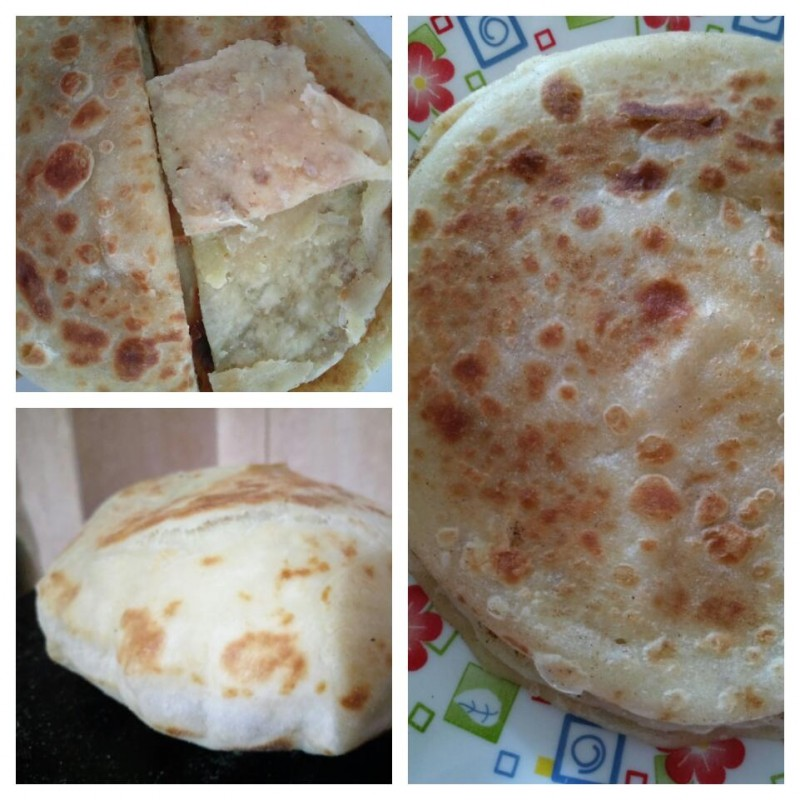 Alu Paratha from Sahiyy Kitchen