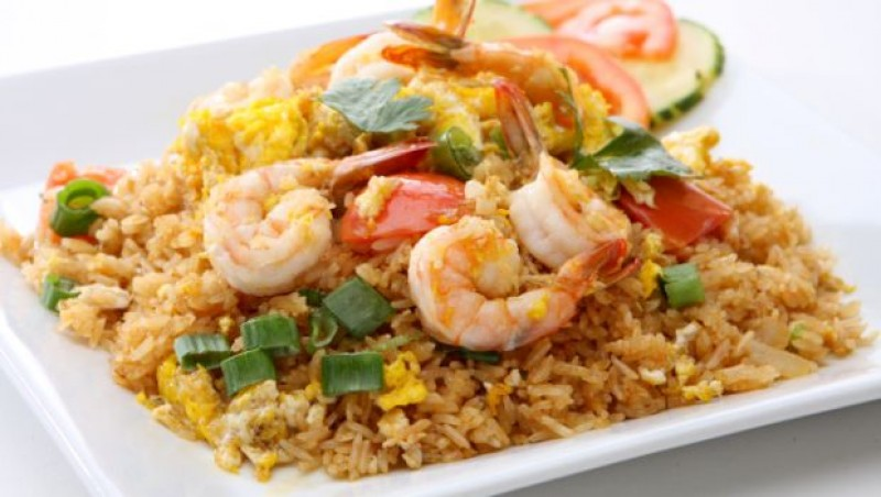 Prawn Fried Rice from Hook