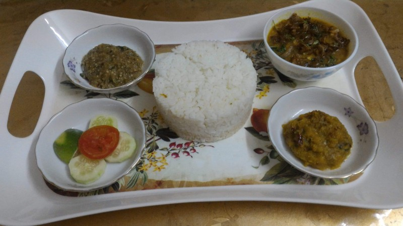 LUNCH PLATE