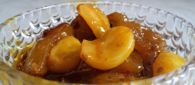 Aam Roshun er Aachar from Greatfood Kitchen