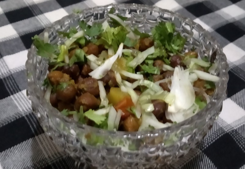 Iftar Special Chola Vuna from Greatfood Kitchen