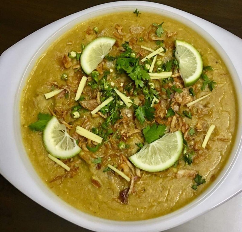 Beef haleem from Ruma's Kitchen