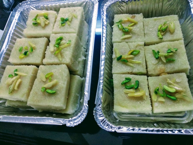 Sujir Borfi from Mohima's Kitchen