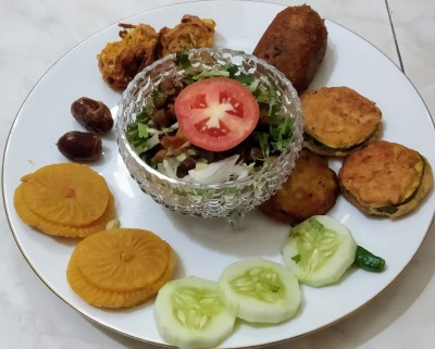 Chola Special Iftar Platter from Greatfood Kitchen