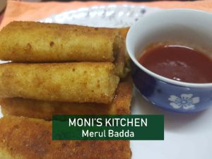 Beef Roll (Frozen) - Premium from Moni's Kitchen