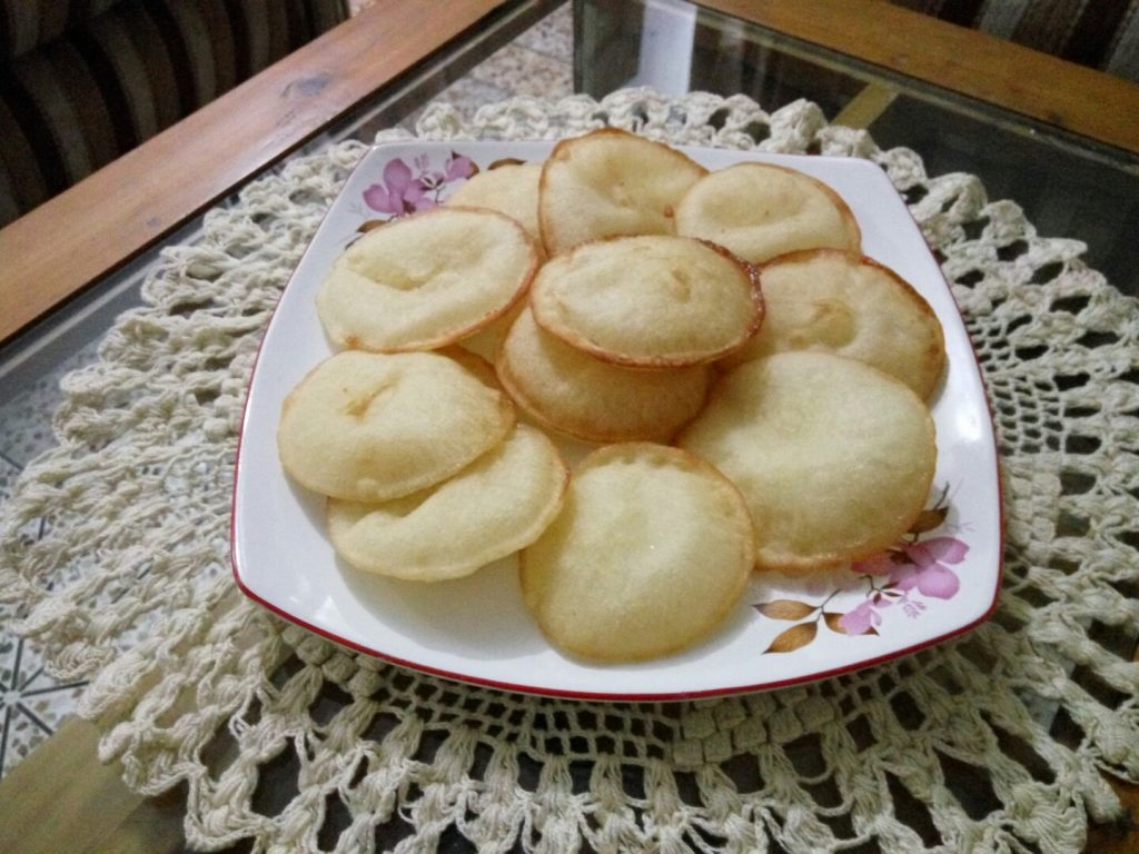 Teler Pitha from Mom's Dine