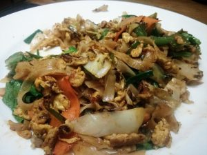Pad-Thai Chowmein from Shelley's Kitchen