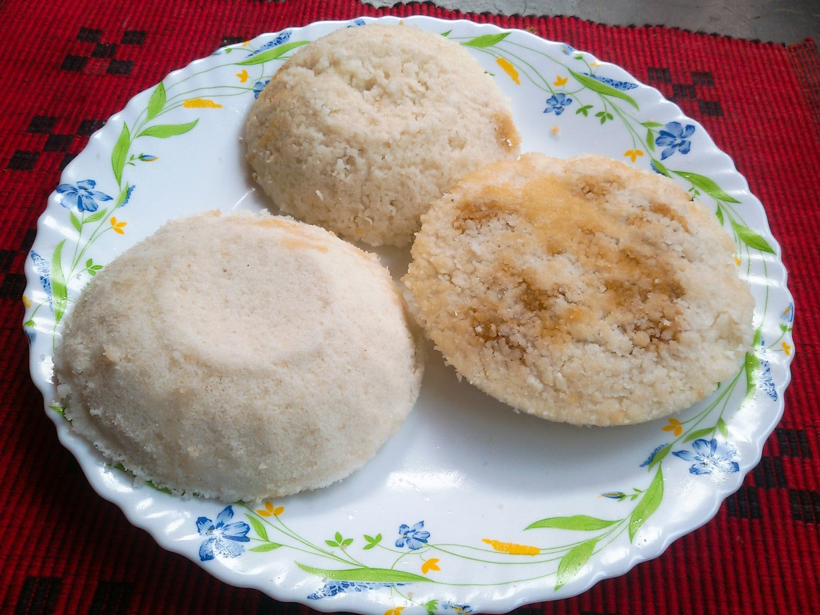 Vapa Pitha from Moni's Kitchen