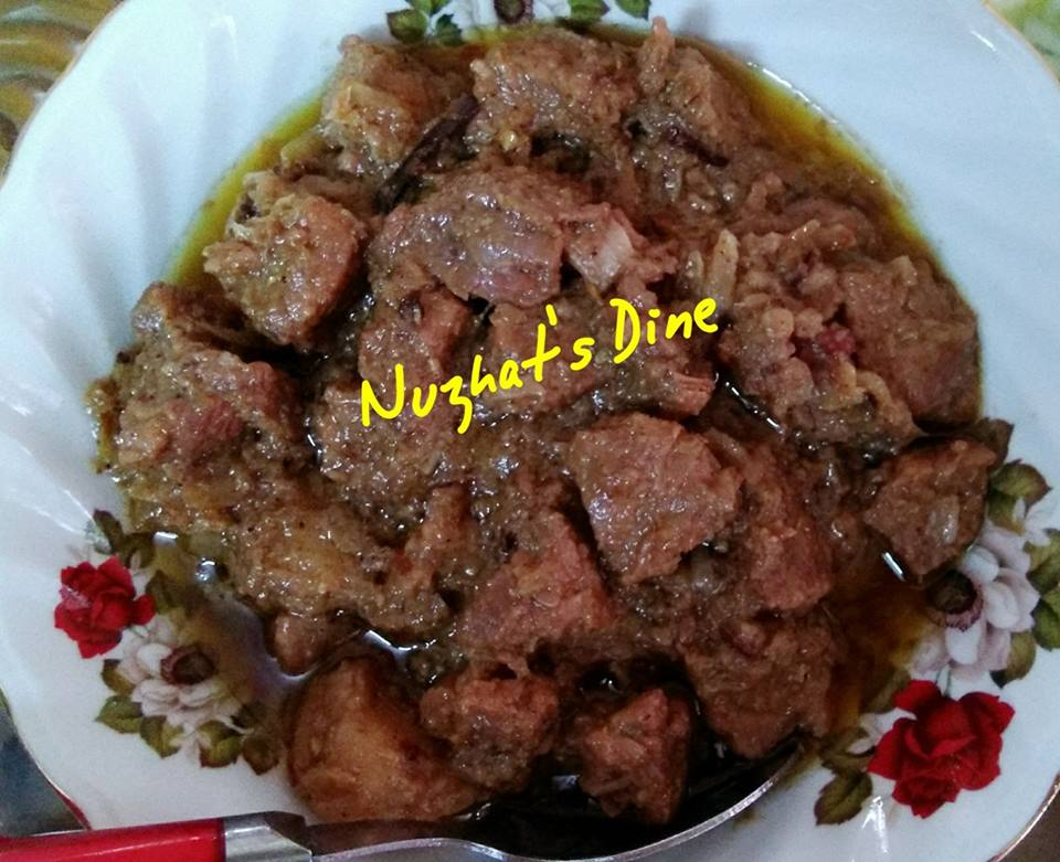 Beef Katamasala from Nuzhat's Dine
