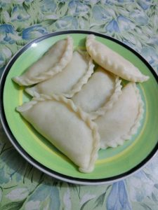 Vapa Puli Pitha (Sugar) from Mom's Dine