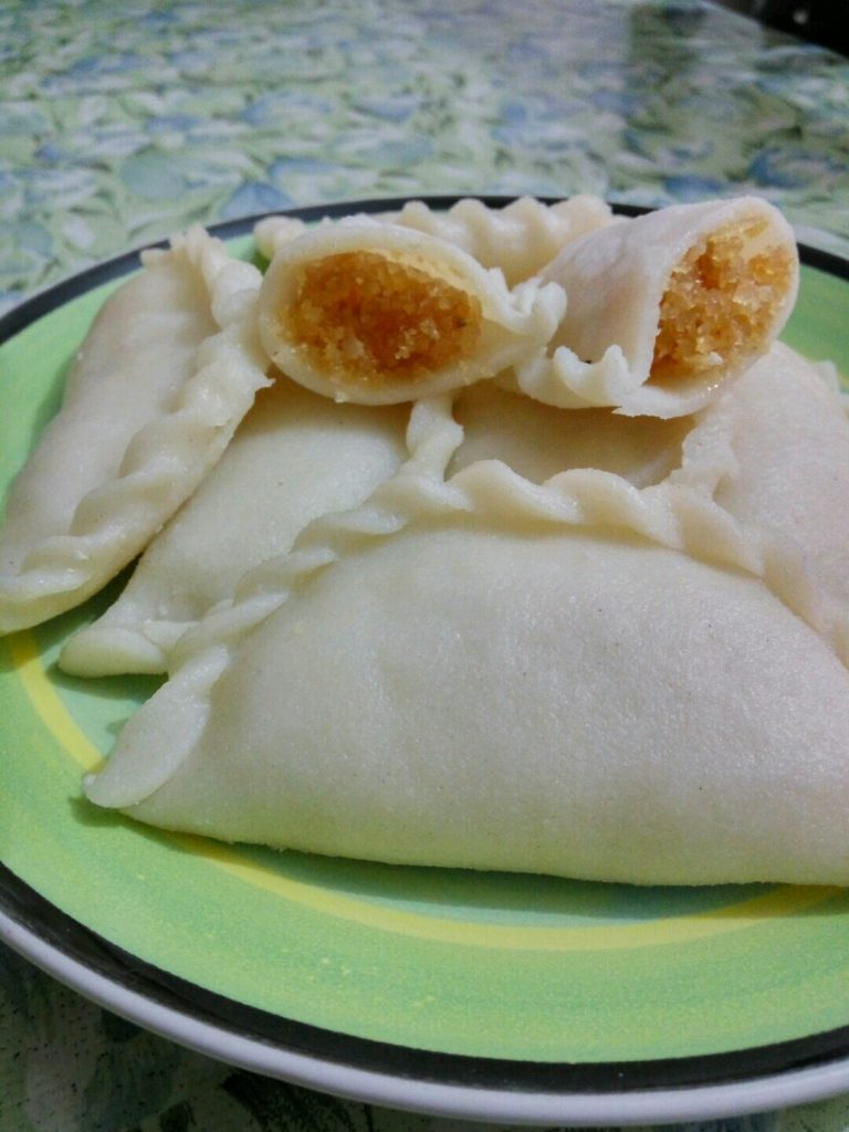 Vapa Puli Pitha (Gur) from Mom's Dine