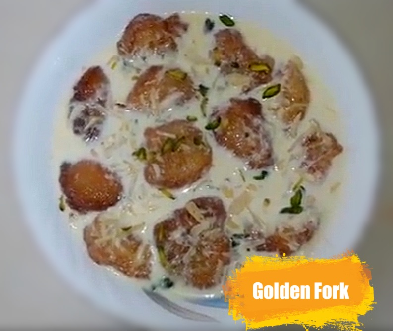 Dudh Gokul Pitha from Golden Fork