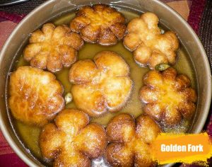 Rosh Goza Pitha from Golden Fork
