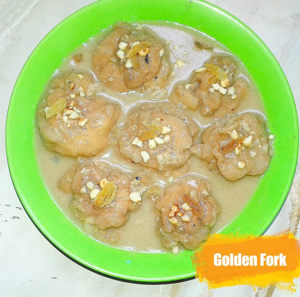 Rosh Bora Pitha from Golden Fork