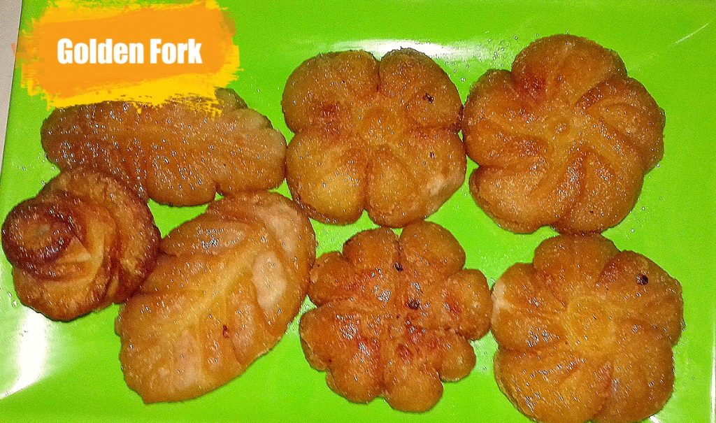 Rosh Monjuri Pitha from Golden Fork