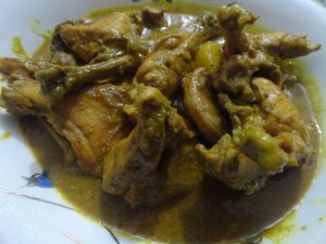 Chicken (Postodana) from Mom's Dine