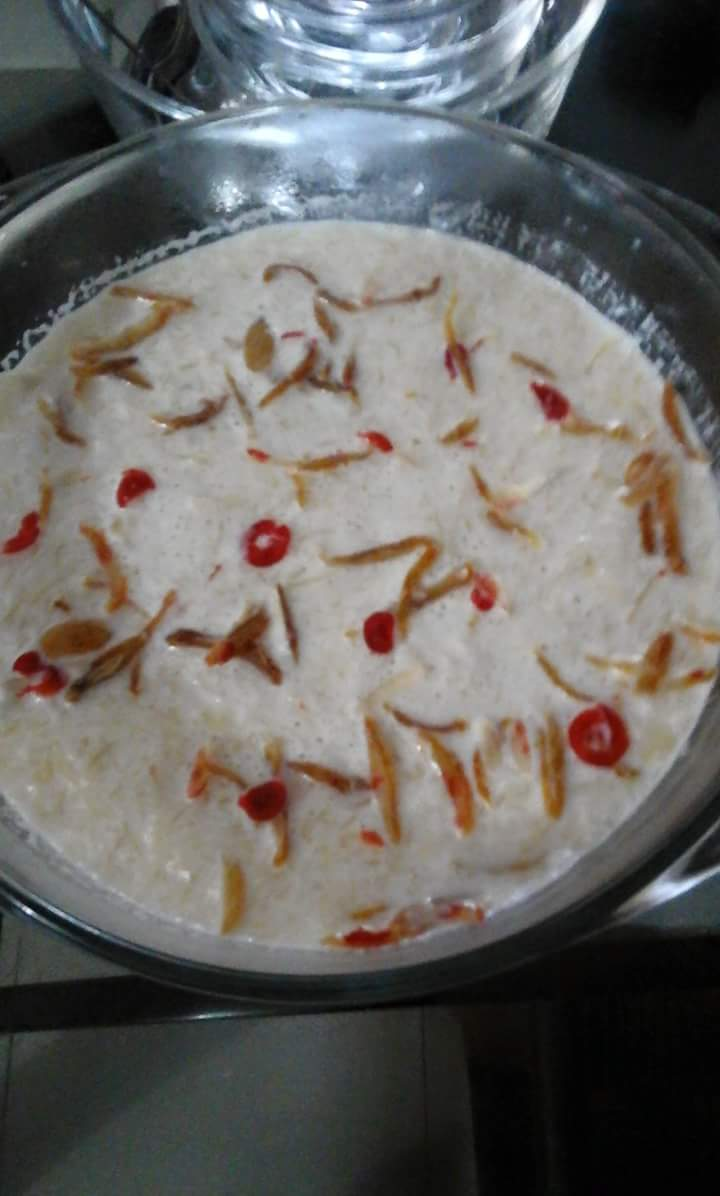 Special Firni/Payesh from Ayesha's Kitchen