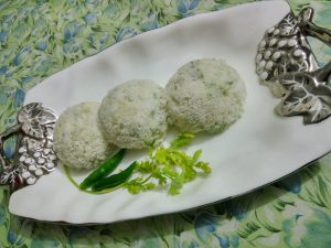 Vapa Pitha (Jhal) from Mom's Dine