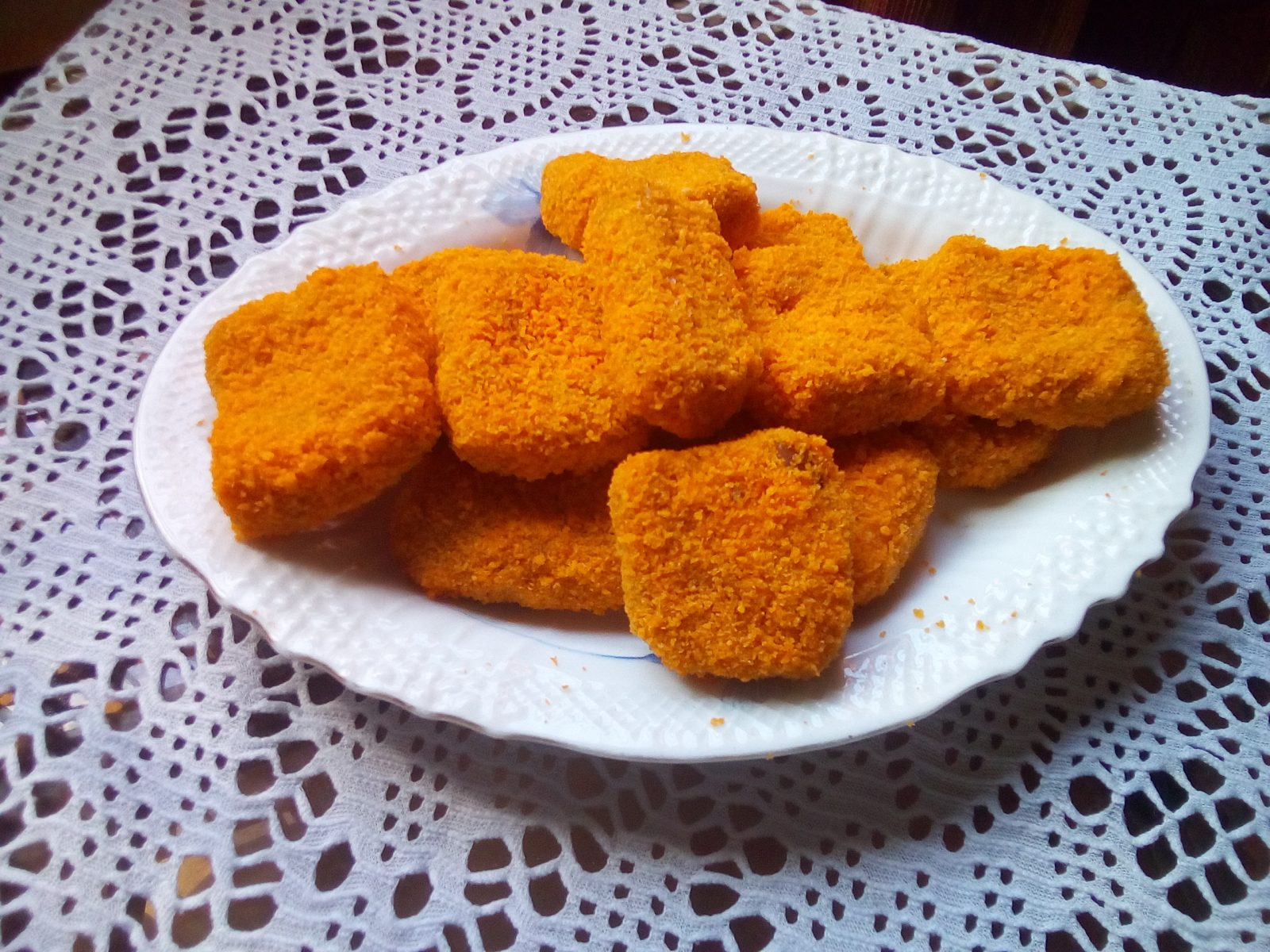 Chicken Nuggets from Sompurna Rannaghor