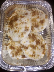 Vapa Pitha from Ayesha's Kitchen