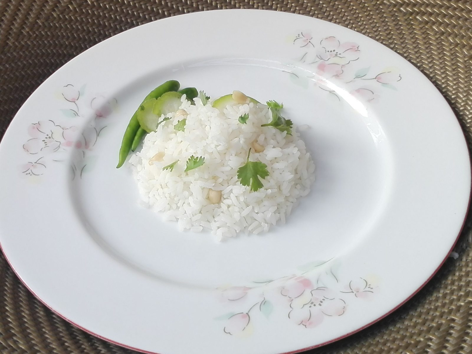Lemon Rice from Mahbuba's Kitchen