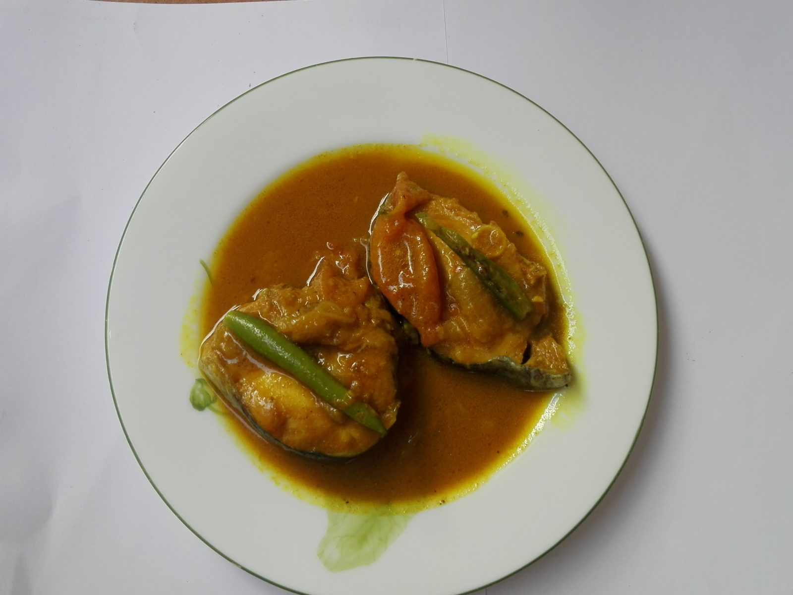 Boyal Fish Curry from Mahbuba's Kitchen