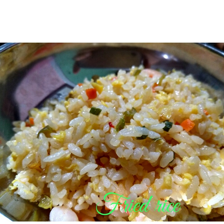 Fried Rice from Mahbuba's Kitchen