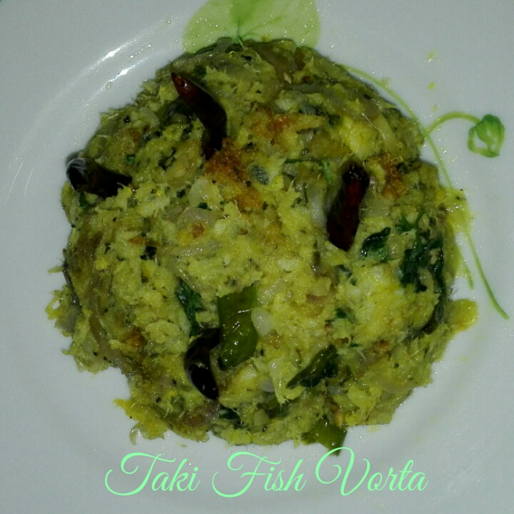Taki Fish Vorta from Mahbuba's Kitchen