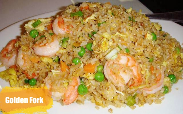 Golden Fork Special Fried Rice from Golden Fork