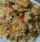 Chicken Biryani from Ayesha's Kitchen