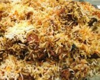 Kacchi Biryani from Ayesha's Kitchen