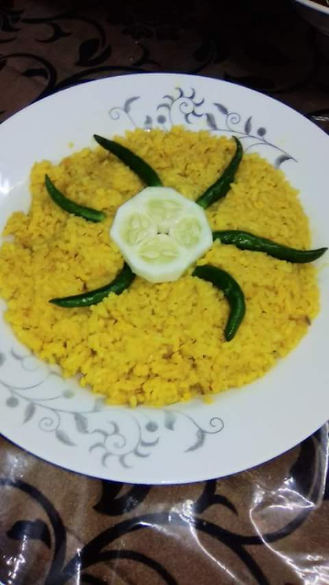 Set Menu- Vuna Khichuri + Chicken Jhal Curry +Alu Vorta+ Achar from Homemade Food Factory