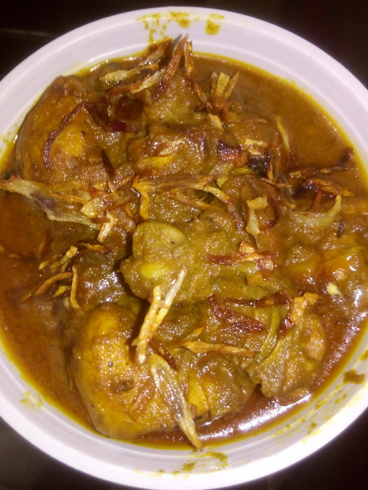 Chicken Vuna from Ayesha's Kitchen