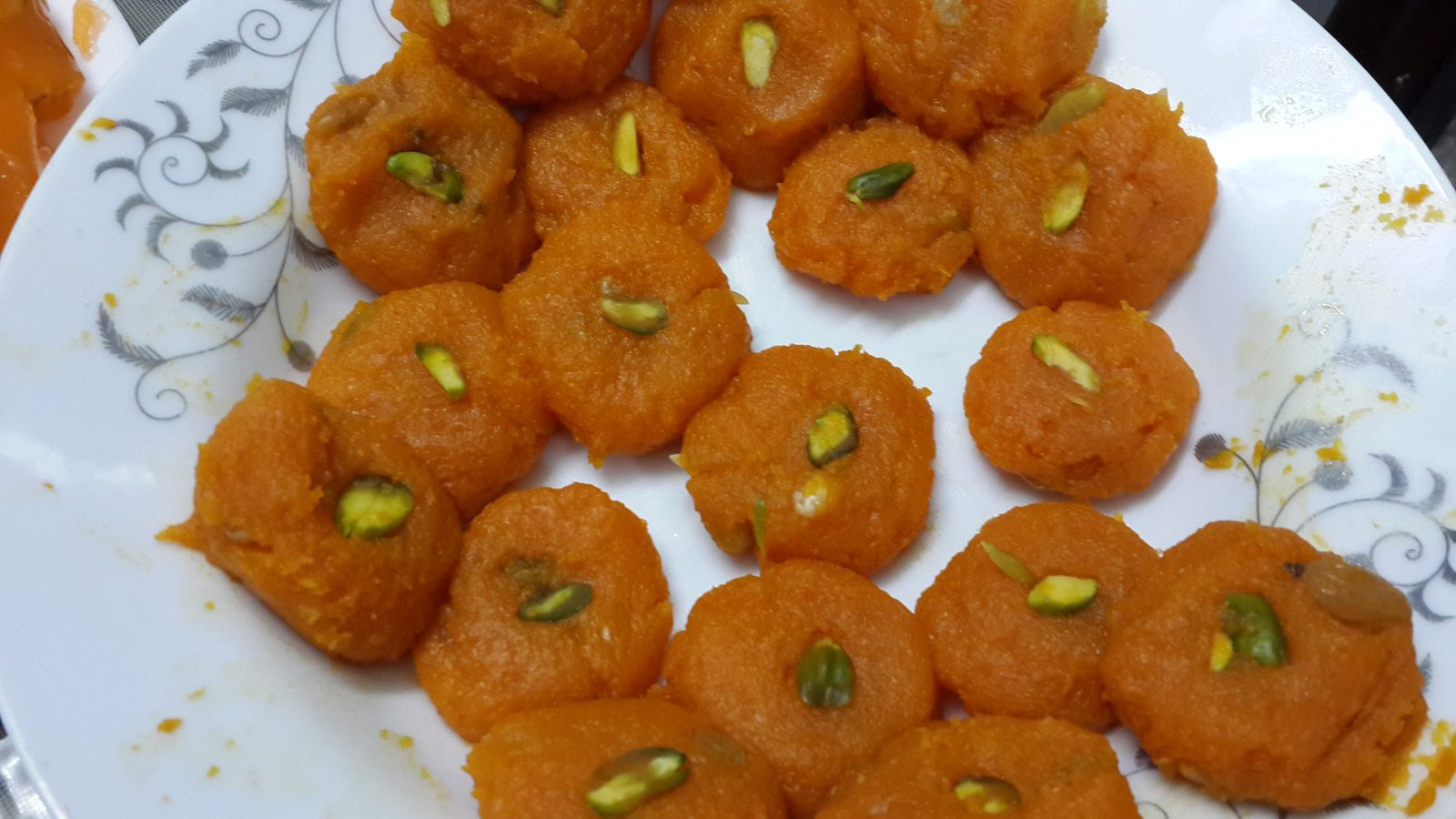 Gajorer Special Halwa/ Laddu from Homemade Food Factory