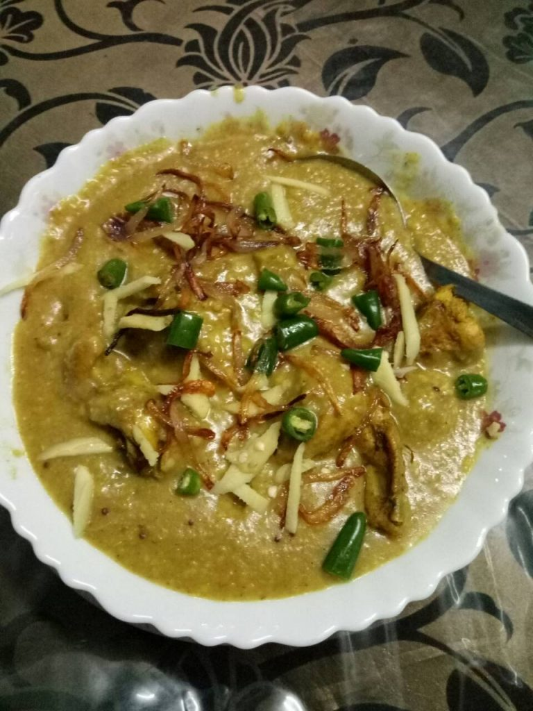 Chicken Haleem from Homemade Food Factory