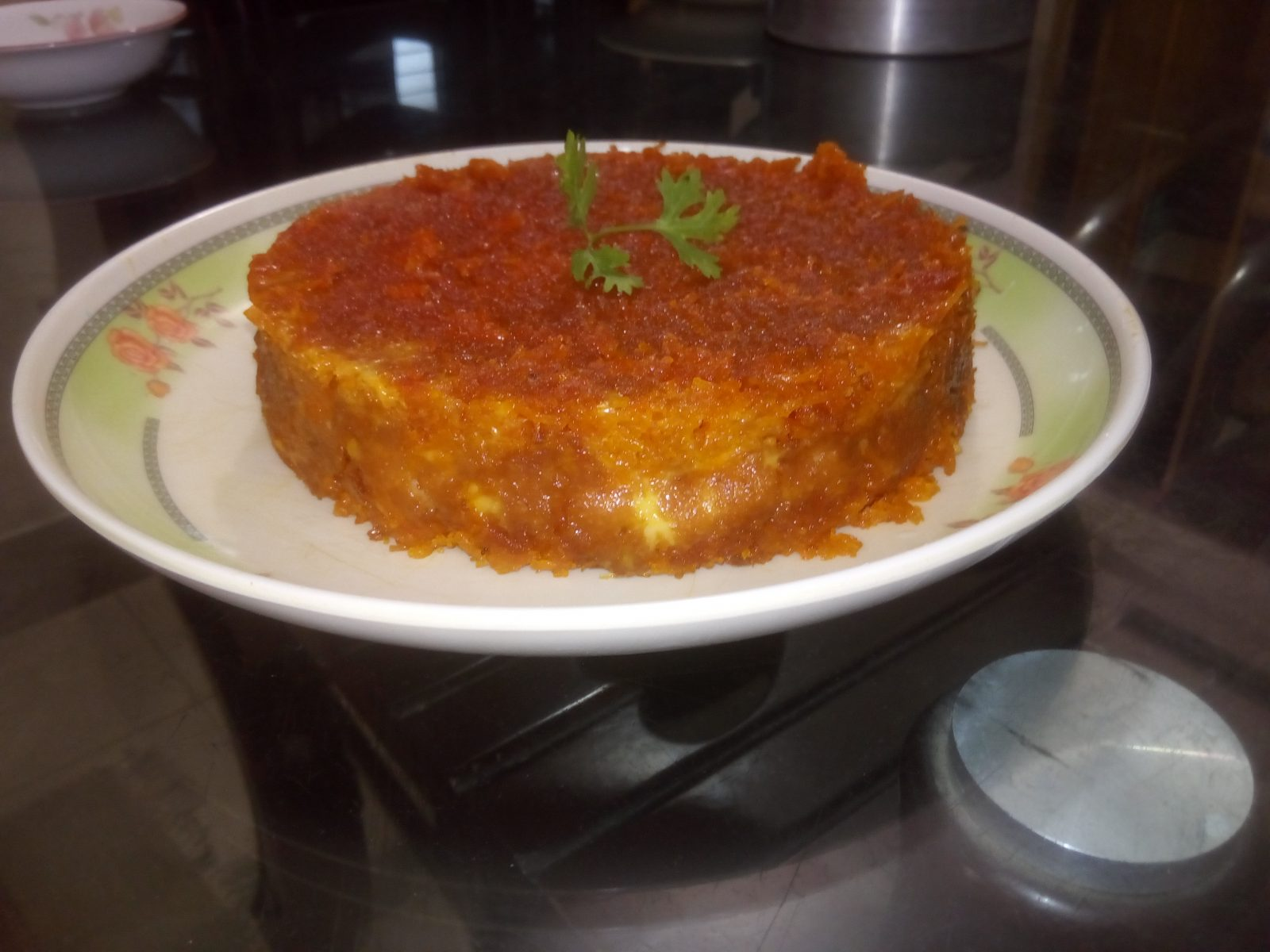 Kanafeh from Ayesha's Kitchen