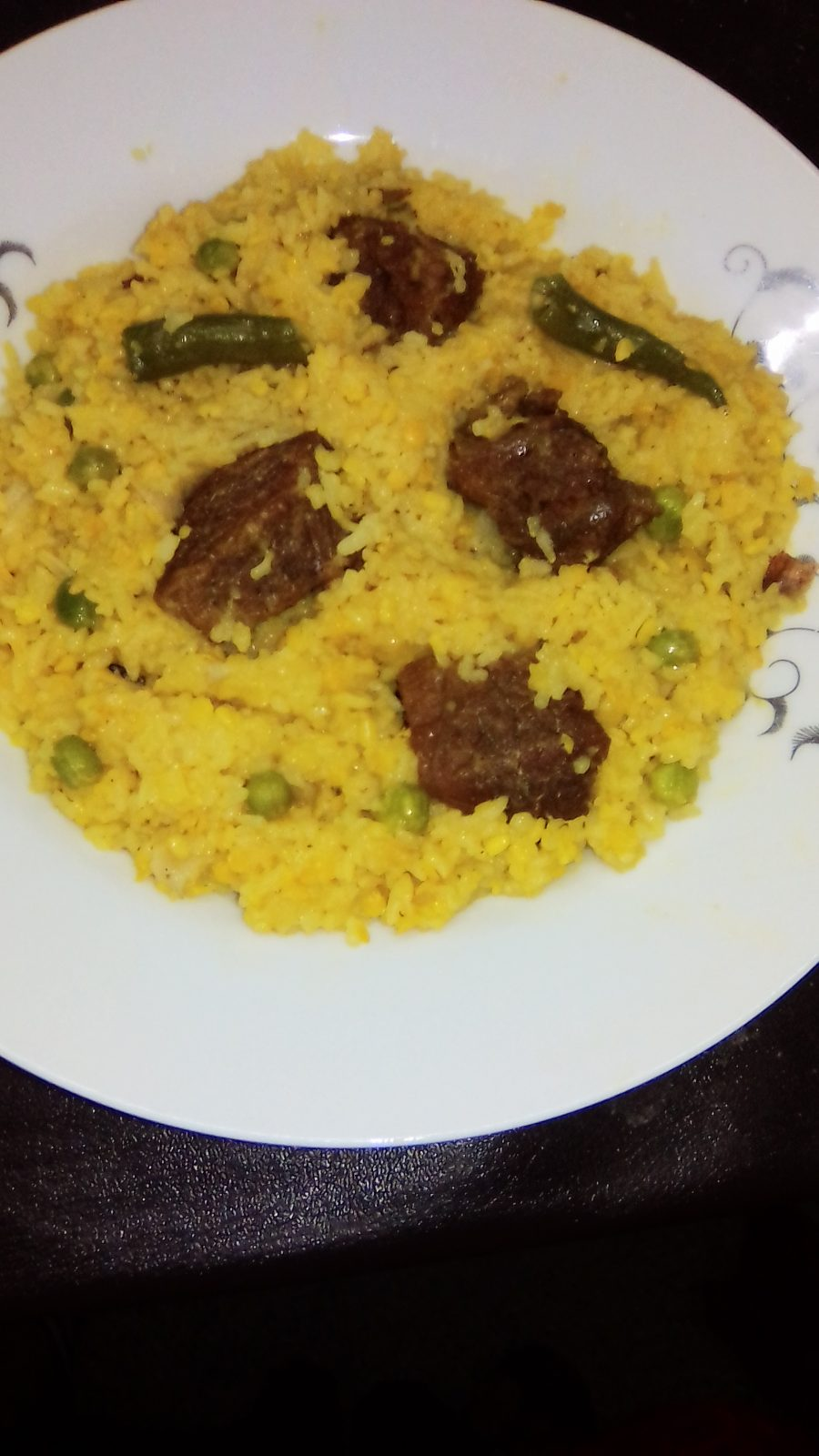 Beef Khichuri from Homemade Food Factory