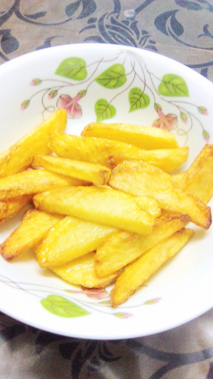 French Fry from Homemade Food Factory