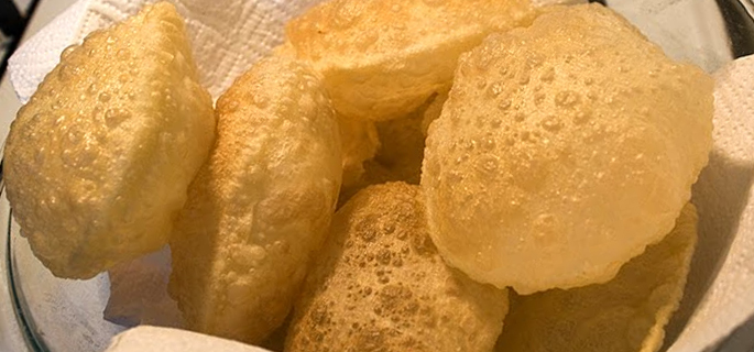 Luchi from Arisha's Kitchen
