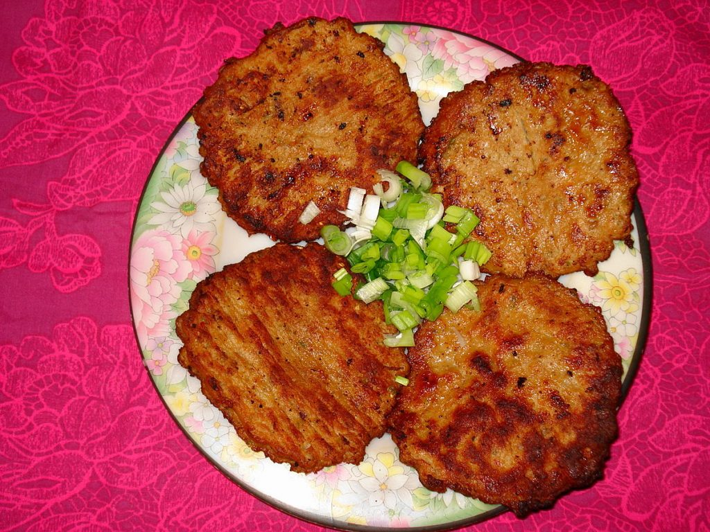 Chapali Kabab from Homemade Food Factory