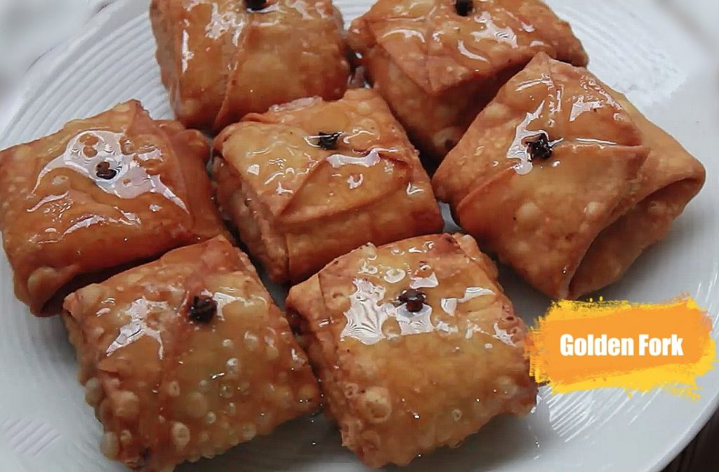 Lobongo Latika Pitha from Golden Fork