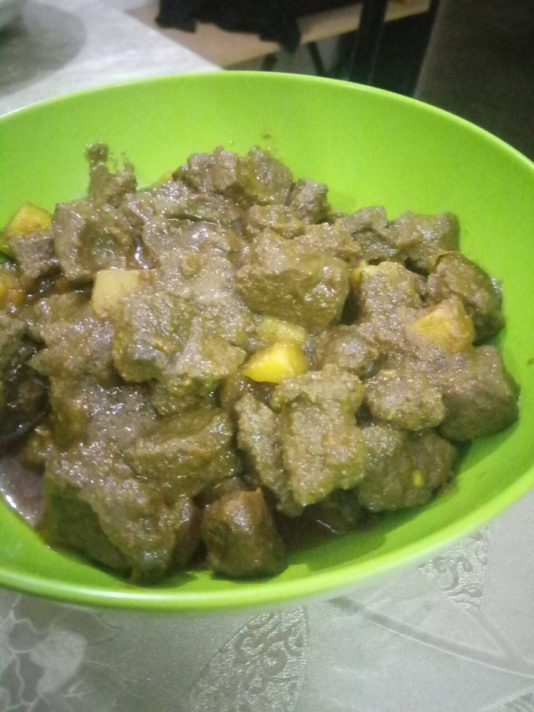 Mutton Kolija Vuna from Homemade Food Factory