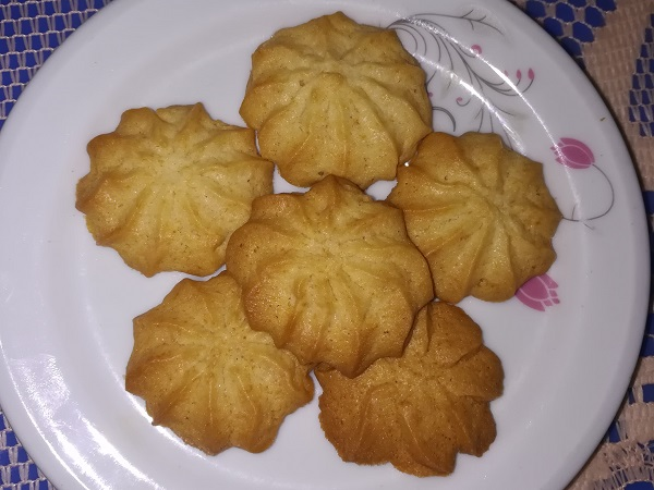 Butter Cookies from Arisha's Kitchen