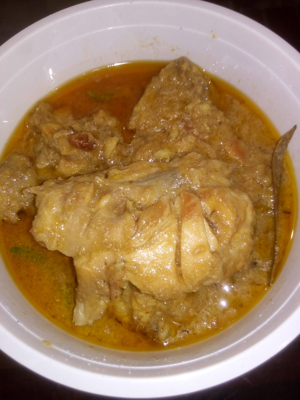 Chicken Rejala from Ayesha's Kitchen