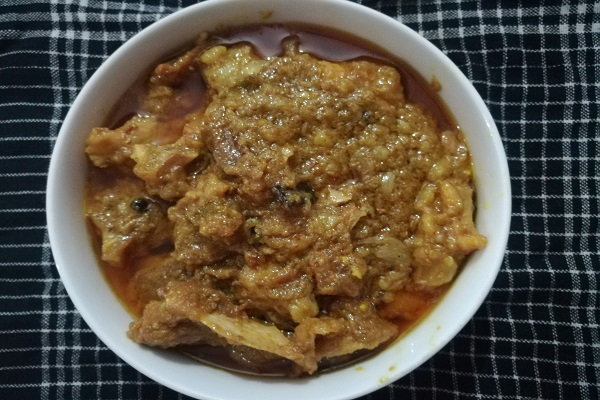 Beef Vuna from Arisha's Kitchen